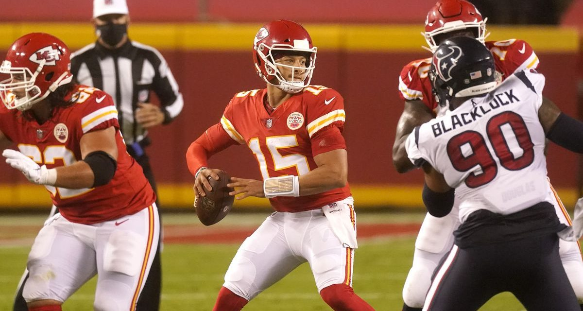 Why You Should Always Bet the Over on the Kansas City Chiefs