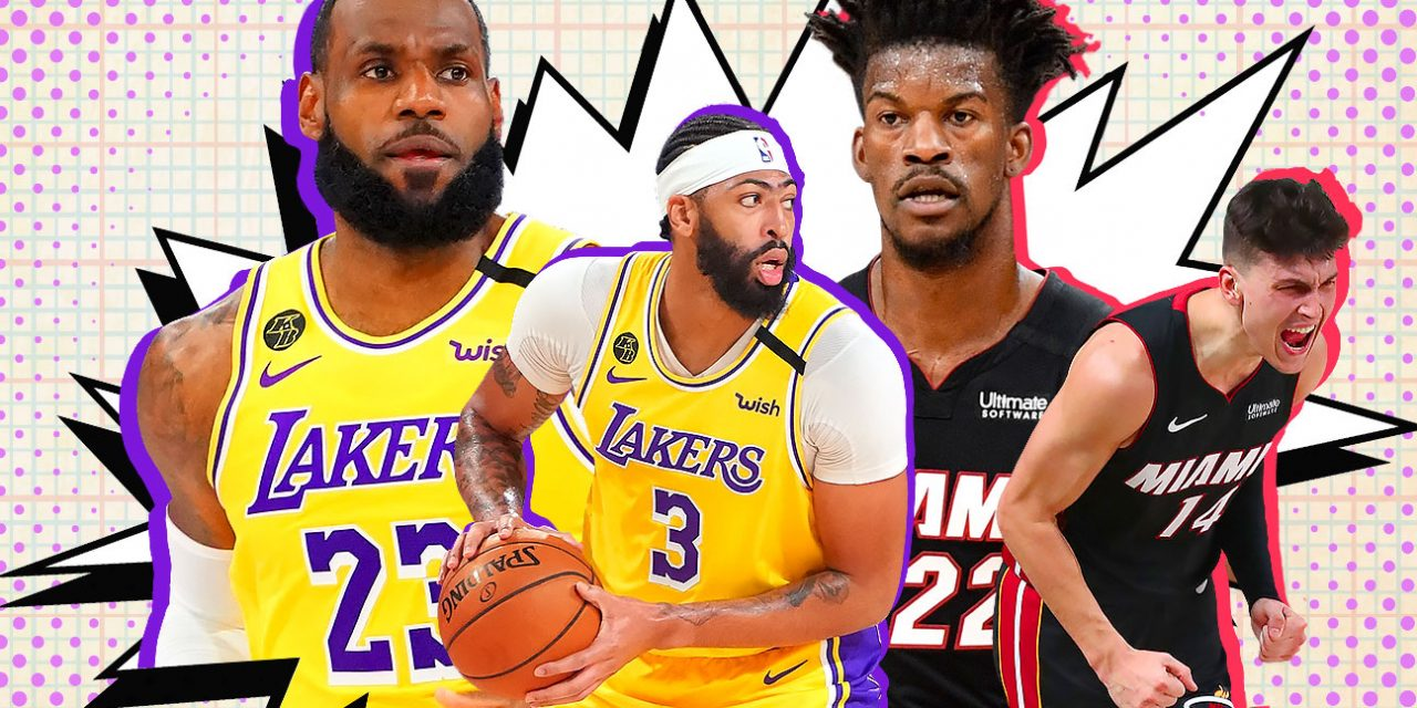 Betting Futures and Anything Else on the NBA Finals