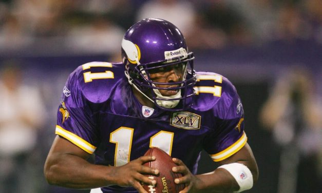 Daunte Culpepper's 2004 Season