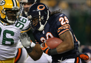Adrian Peterson Chicago Bears