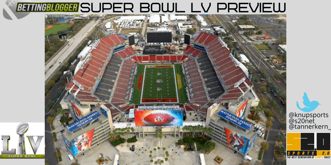 Super Bowl LV Preview and Prediction: Will the Bucs Defend Home Turf?
