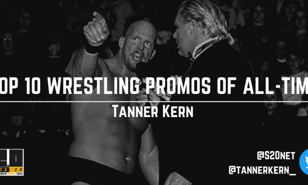 Top 10 Wrestling Promos of All-Time