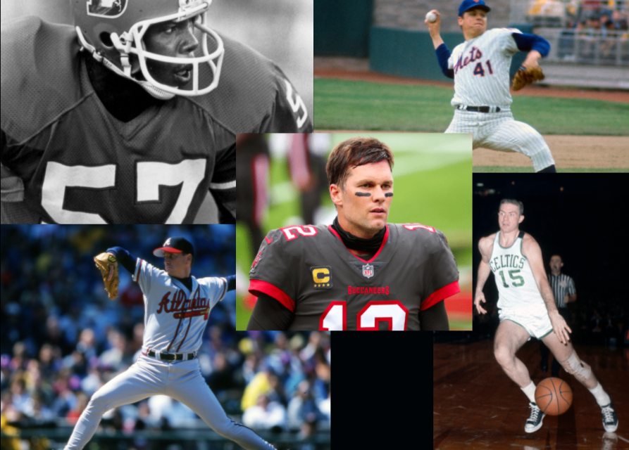 The Best Tom in Sports History: Some of the Greatest Tom's to Ever Suit Up
