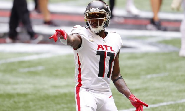 Did Julio Jones Know he was on Live TV With Shannon Sharpe?