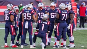 2021 AFC East Odds for Patriots