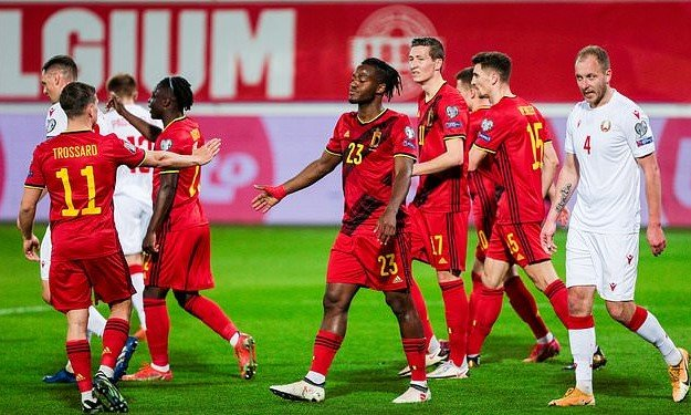 Belgium Draws With Greece 1-1: Panic Time or Full Speed Ahead?