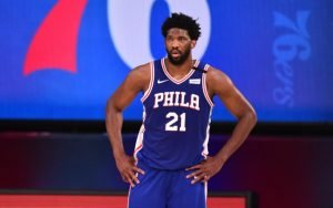 Eastern Conference NBA Playoffs Joel Embiid