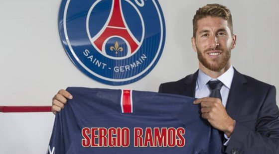 Why Sergio Ramos Should Go To PSG in 2021