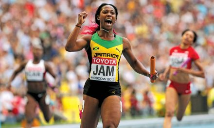 The Fastest Woman Alive: Shelly-Ann Fraser-Pryce's Historic Performance Sends a Message about Motherhood and Determination