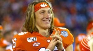 Trevor Lawrence Rookie of the Year