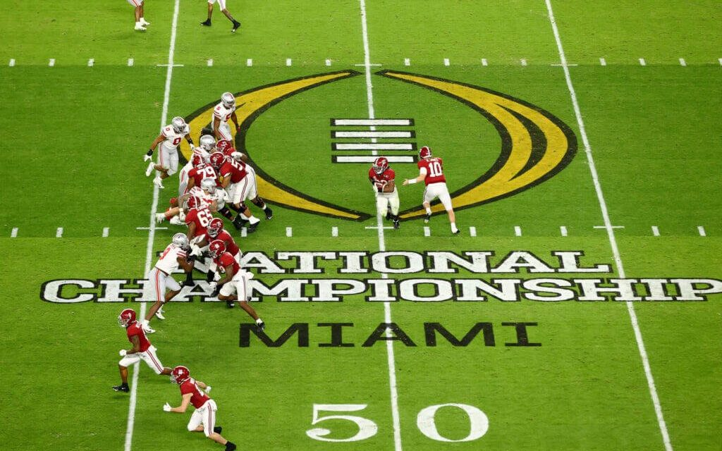College Football Playoff Expanding to 12 Teams
