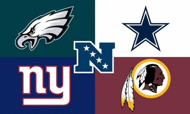 From NFC Least to NFC Beast: Reimagining the NFL Division by Division