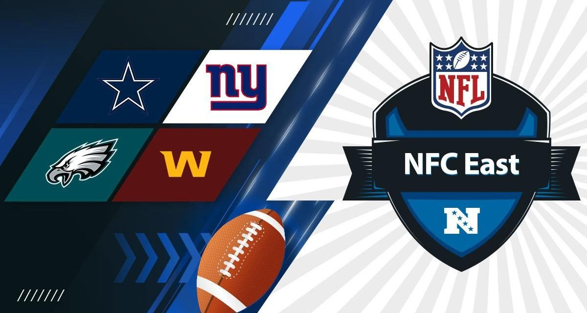 NFC East Preview   Should the Cowboys be the favorite in the NFC East?
