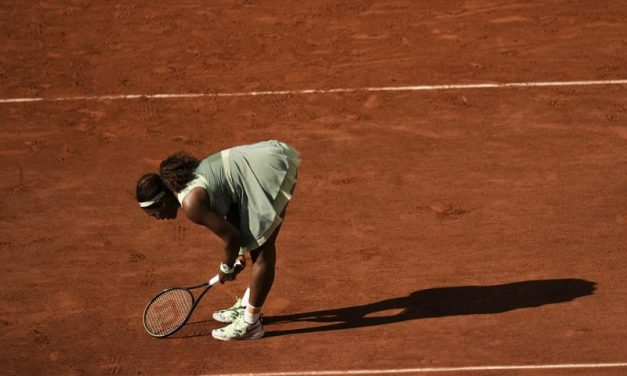 Serena Williams Out Of French Open