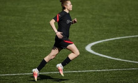 Olivia Moultrie Becomes the Youngest Player to Sign with the NWSL at 15