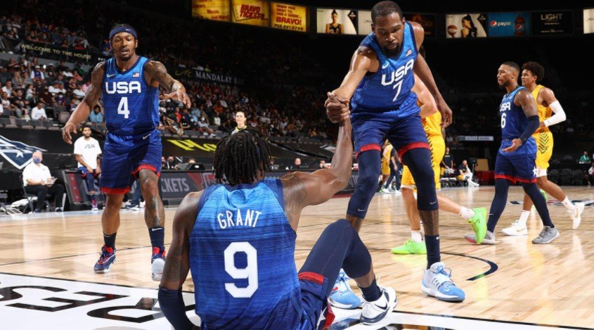 Team USA Doesn't Need to Worry – Yet