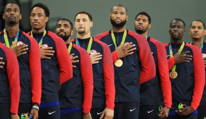 The US Men's Basketball Team Might Not Win The Gold Medal at Tokyo Olympics