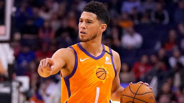 Bet the House on Devin Booker to Win NBA Finals MVP
