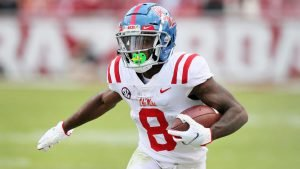 Why Elijah Moore Will Be the Best Rookie Reciever in the NFL