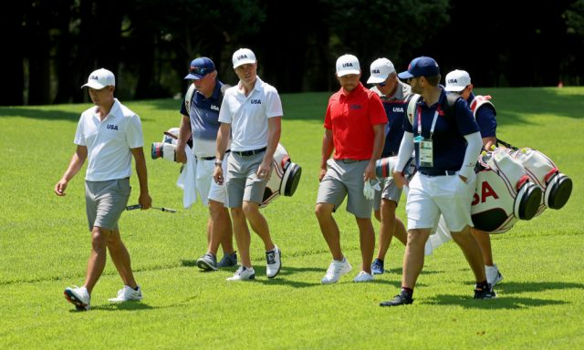 Olympic Men's Golf Weekend Preview