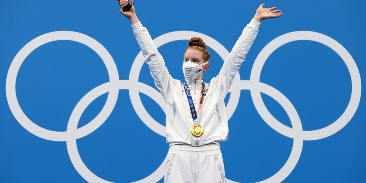 Five Teenagers Who Shone at the 2020 Tokyo Olympics