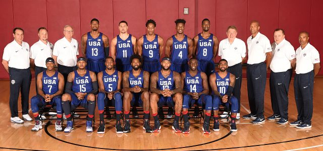 Who Can Take Down The United States For Men's Basketball Gold In Tokyo?
