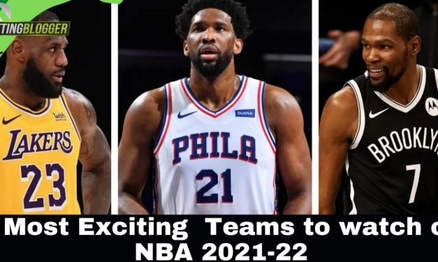 3 Most Exciting Teams to Watch on NBA 2021-22