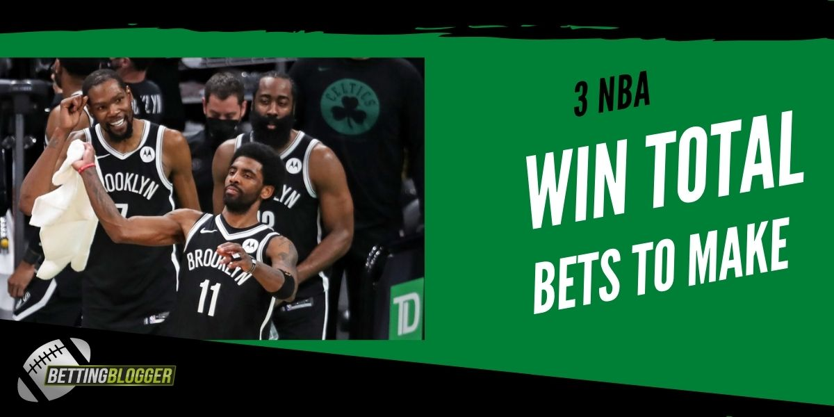 3 NBA Win Total Bets to Make