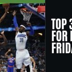 Top 3 Bets for NBA Friday