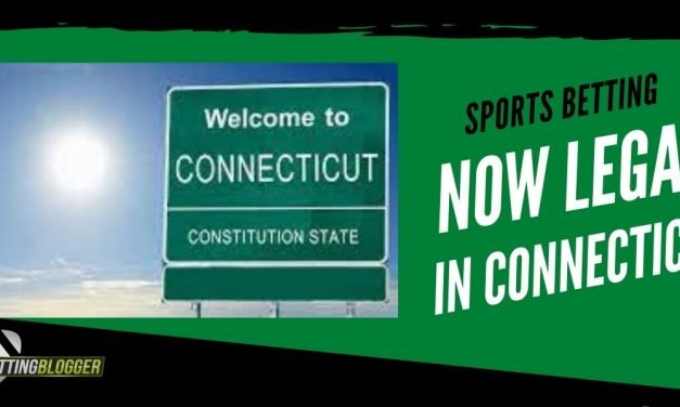 Sports Betting Now Legal In Connecticut